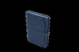 Ежедневник датированный в линию Buromax 2020 Credo, 336 страниц, A5 синий