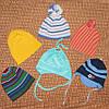 Распродажа детских шапочек на осень-зиму