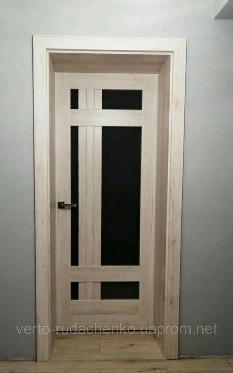 "Двери Verto Лада-Лофт 4.1 цвет Дуб беленый ""Verto-CELL Plus"""