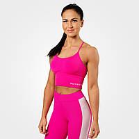 Спортивний топ Better Bodies Astoria seamless bra, Hot pink