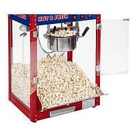 Аппарат для изготовления попкорна TEPLON 1600W, фото 1