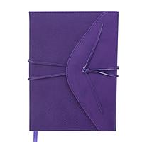 Ежедневник датированный в линию Buromax 2020 Bella, 336 страниц, A5 фиолетовый