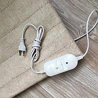 Электрическая теплая простынь 120х160см Турция, разные цвета, фото 1