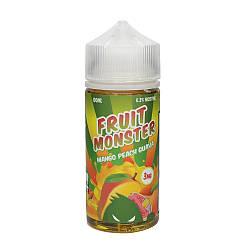 Жидкость для электронных сигарет Fruit Monster Mango Peach Guava 3 мг 100 мл