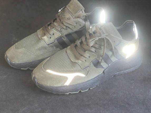 Кроссовки мужские Adidas adidas nite jogger, фото 2