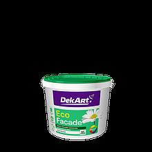 """Фасадная акриловая краска TM """"DekART"""" Eko Facade - 1,2 кг."""