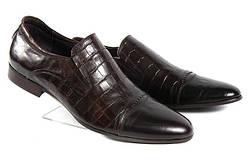 Мужские туфли LOUIS ALBERTI 281-18-65  39  коричневый
