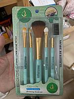 Набор кистей для макияжа из 5 штук