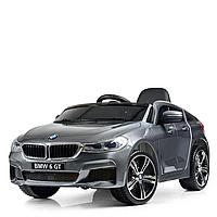 Детский электромобиль BMW Gran Turismo, led-подсветка днища, включение фар отдельно