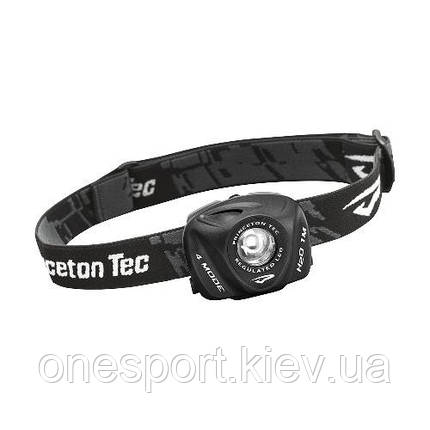 Ліхтар туристичний налобний EOS LED чорний + сертификат на 100 грн в подарок (код 174-43833), фото 2