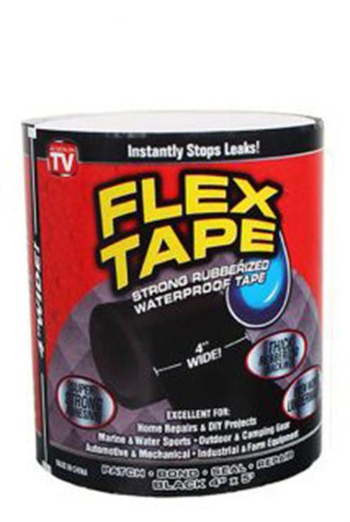 Сверхпрочная скотч-лента Flex Tape 30 см | Прочная изолента Флекс Тейп