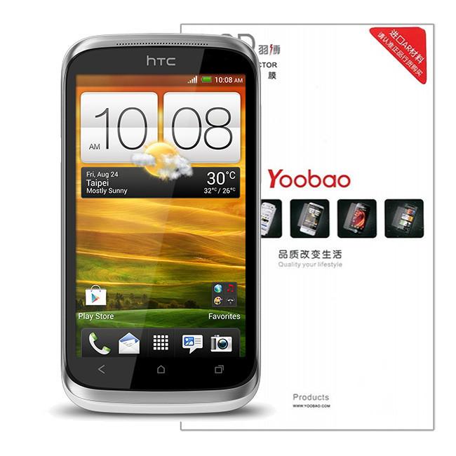 Защитная пленка на телефон Yoobao screen protector for HTC Desire V T328w clear