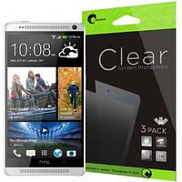 Защитная пленка на телефон Celebrity Clear Premium for HTC One Max / T6