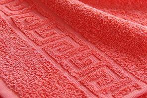ТМ TAG Полотенце махровое  Corall