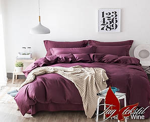 ТМ TAG Комплект постельного белья Mauve Wine