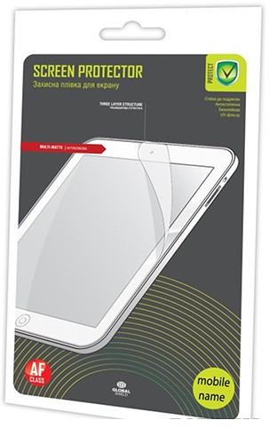 Защитная пленка GlobalShield Multi-Matte for Apple iPhone 5 / 5S 2 in1 (1283126454943)
