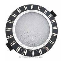 LED панель Lemanso 9W 720LM 4500K чёрный / LM491