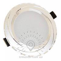 LED панель Lemanso 9W 720LM 4500K хром / LM490