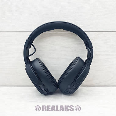 Наушники bluetooth SKULLCANDY S6CRW-K591 (Black), фото 2