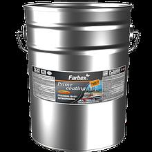 "Грунт антикоррозийный ГФ-021 TM ""Farbex"" белый - 25,0 кг."