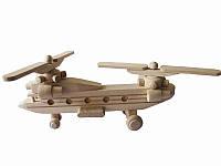 Деревянная игрушка Вертолет (Игрушки)