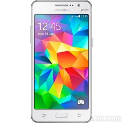 Защитная пленка GlobalShield ScreenWard for SAMSUNG G530 Galaxy Grand Prime (1283126464607)