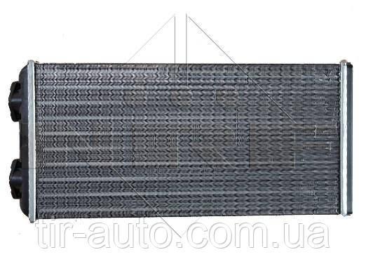Радиатор печки MAN F 2000, L 2000 95- ( NRF ) 54246