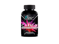Powerful Progress, L-Carnitine (Carni-X) 60 капсул