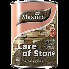 """Лак стирол-акриловий TM """"Maxima"""" Камнелит глянец - 0,75 л."""