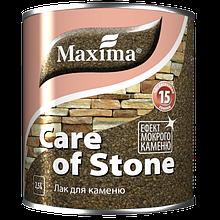 """Лак стирол-акриловий TM """"Maxima"""" Камнелит глянец - 2,5 л."""