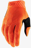 Мото перчатки Ride 100% RIDEFIT Glove [Fluo Orange/Black], XL (11)