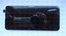 Дисплей с сенсором Samsung M205 Galaxy M20 чёрный,  GH82-18682A, оригинал, без рамки!, фото 3