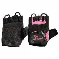 Перчатки для фитнеса и тяжелой атлетики женские OLIMP Fitness Star олимп фитнес стар XL