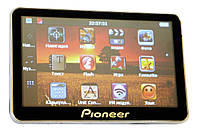 """Автомобильный GPS навигатор 5"""" Pioneer D910 8Gb FM трансмиттер, фото 3"""