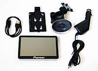 """Автомобильный GPS навигатор 5"""" Pioneer D910 8Gb FM трансмиттер, фото 7"""