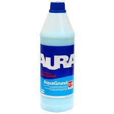 """Грунт аквастоп ТМ """"AURA"""" Koncentrat Aquagrund 1:10 - 1,0 л, фото 2"""
