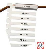 Кабельный маркер Brady DMC-1.5/2.5-15. 1000 шт. в упаковке.
