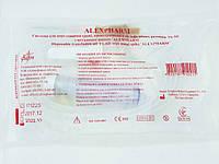 Система для переливания крови трансфузионная ПК с металлической иглой/ ALEXPHARM