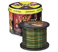 Леска Carp Expert Multicolor Boilie Special 0.25 мм. 1000 м.