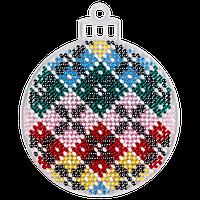Набор для вышивания бисером на пластиковой основе FLPL-036