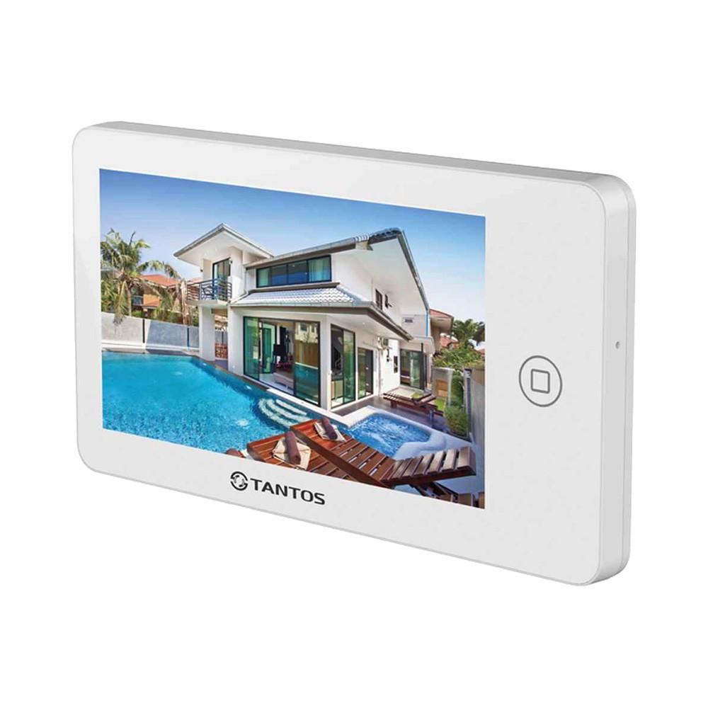 "Видеодомофон Tantos Neo GSM 7"" (White), фото 1"