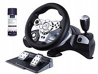 Руль TRACER Zonda PC PS2 PS3 Вибрационные педали
