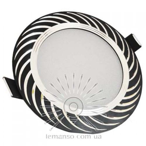 LED панель Lemanso 5W 400LM 4500K чёрный / LM486