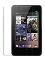 Аксессуар для планшета Yoobao screen protector for Google Nexus 7 clear