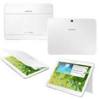 "Аксессуар для планшета Ultra Slim Book Cover Samsung Galaxy Tab 3 Июля ""White"