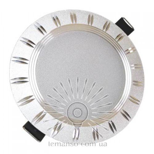 LED панель Lemanso 5W 400LM 4500K хром / LM485