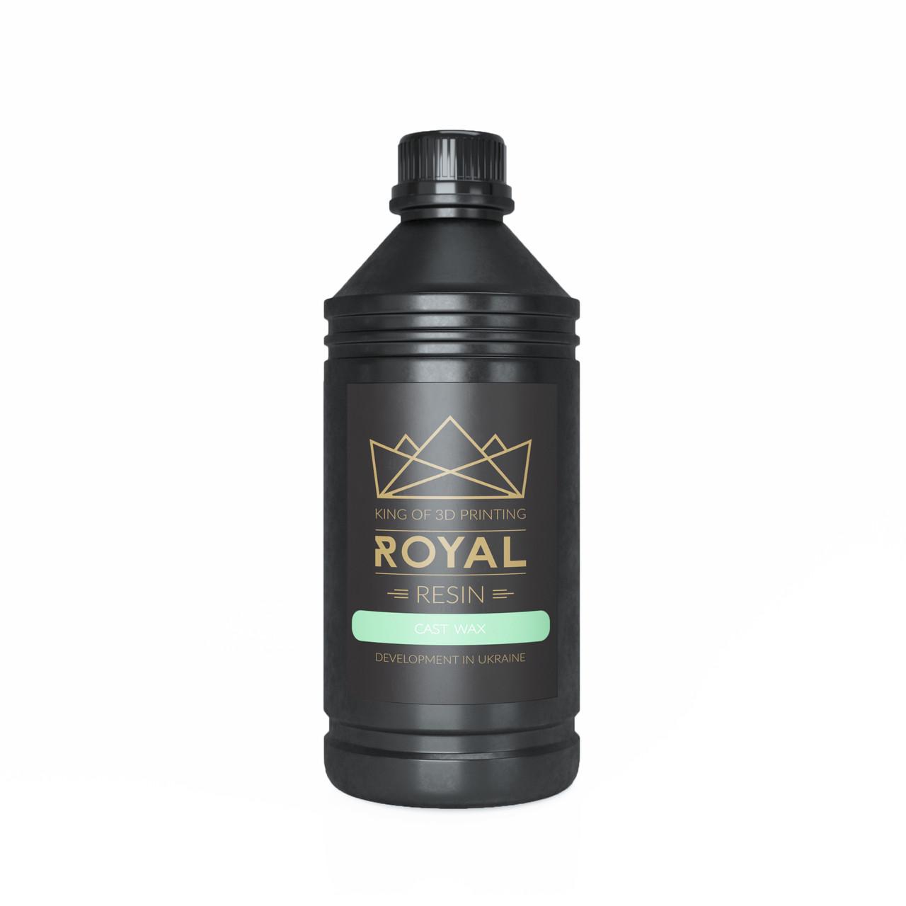 ROYAL RESIN: CAST WAX - вигораємий ювелірний 405нм
