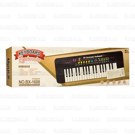 Детский синтезатор BX-1608A, фото 2