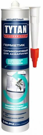 """Герметик силиконовый для аквариума ТМ """"TYTAN"""" (черный) - 310 мл., фото 2"""