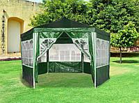Садовый павильон с окнами 2х2х2 м / Торговая палатка